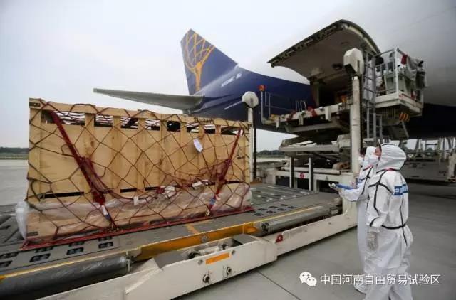 郑州市政府出台文件到2020年郑州将初步建成现代国际物流中心